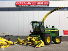 Used Self-propelled silage harvester John Deere 6850 HAKSELAAR