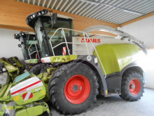 Claas Self-propelled silage harvester Jaguar 940