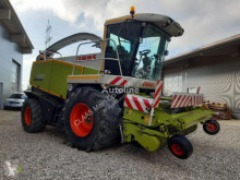 Claas JAGUAR 830 +KEMPER 360+PICK-UP Trincia automotrice usato