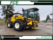 New Holland FX60/IDASS GE45 *ACCIDENTE*DAMAGED*UNFALL* used Self-propelled silage harvester