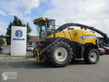 New Holland FR 700 used Self-propelled silage harvester