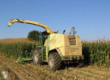 Krone Self-propelled silage harvester BIG X 500
