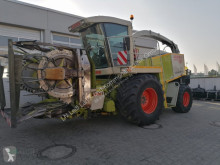 Claas Jaguar 860 Overdrive used Self-propelled silage harvester