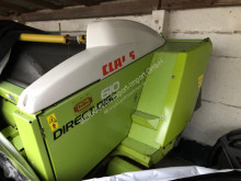 Ensilaje corte directo Claas Direct Disc 610