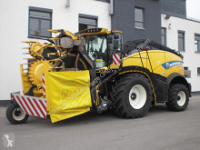 Ensilaje Ensiladora automotriz New Holland FR 650