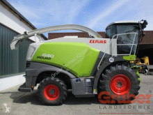 Claas Jaguar 840 used Self-propelled silage harvester