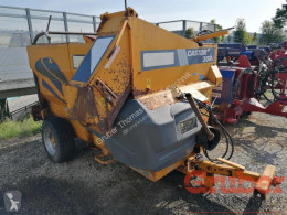 used Silage Feeder - Straw Blower