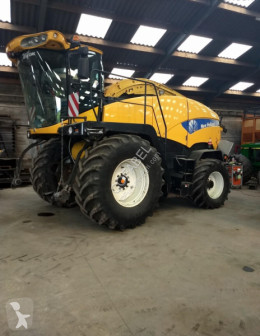 New Holland FR 9080 used Self-propelled silage harvester