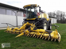 Ensilaje Ensiladora automotriz New Holland FR600