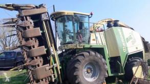 Krone BIG X 650 gebrauchter Selbstfahrender Feldhäcksler/Mähdrescher