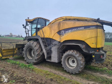 New Holland Fr9060 used Self-propelled silage harvester