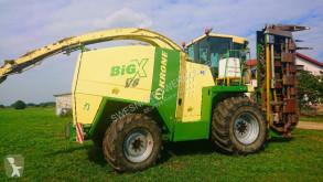 Krone Big X V8 650 Easycollect 7500 Самоходен силажокомбайн втора употреба