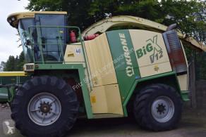 Krone BIG X V12 Самоходен силажокомбайн втора употреба