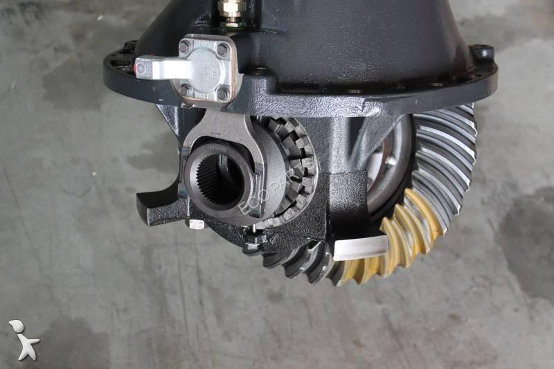 Преглед на снимките Оборудване за камиони DAF NEZ DE PONT P1347