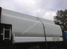تجهيزات الآليات الثقيلة هيكل العربة صهريج Magyar CITERNE 14500 L