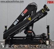 Hiab 085D used auxiliary crane