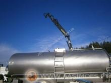 Volvo CISTERNA INOX used tanker