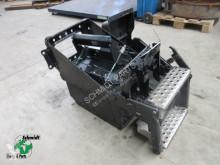تجهيزات الآليات الثقيلة MAN TGX 81.41860-5383 / 81.41860-6115 Accubak Met Deksel هيكل العربة هيكل مستعمل