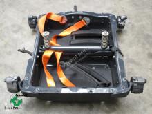 تجهيزات الآليات الثقيلة هيكل العربة هيكل Iveco Stralis Accubak