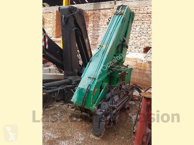 Prohlédnout fotografie Vybavení pro nákladní vozy Effer 19000 N3 S
