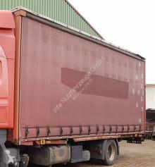 equipamientos carrocería caja móvil usado