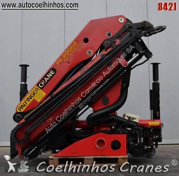 Voir les photos Équipements PL Palfinger PK20002