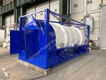 Citerne Messer Griesheim Cryogenic tank, Oxygen, Argon, Nitrogen, LIN, LAR, LOX, cryo, IMO 7, T75.
