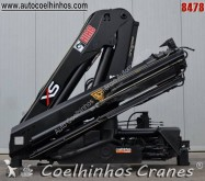 Hiab 166-XS BS 3DUO macara auxiliară second-hand