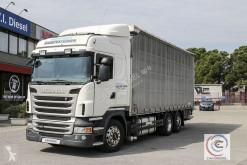 zabudowa burtoplandeka Scania