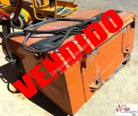 Attrezzature automezzi pesanti BARREDORA PARA MINI-PALA RODA usata