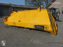 JCB Harvest pieces 20 ton