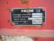 équipements PL Liebherr (189) 32 t Kranflasche / hook