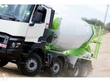 Euromix cement mixer ny