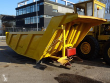 Meiller Kipper Steel Complete Good Condition
