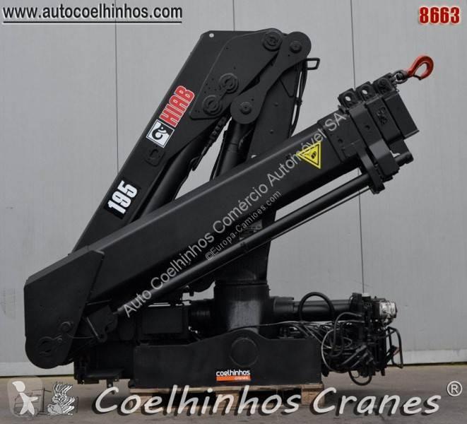 Voir les photos Équipements PL Hiab 195-2