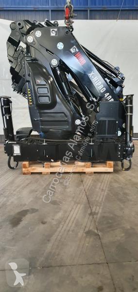 Voir les photos Équipements PL Hiab X-HIPRO 408 E6 JIB 70X4
