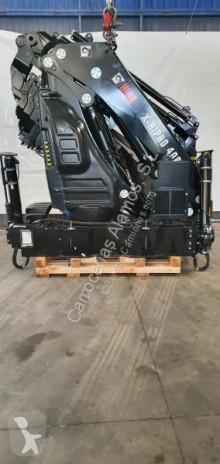 Hiab X-HIPRO 408 E6 JIB 70X4 grue auxiliaire neuve