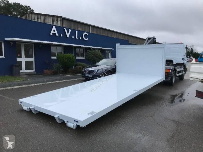 Преглед на снимките Оборудване за камиони Jimeca