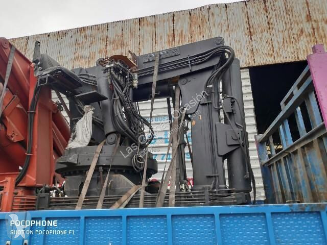 Prohlédnout fotografie Vybavení pro nákladní vozy Effer 55TXM
