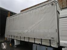 MAN TGA Caja Camion 18.410 FC, FRC, FLC, FLRC, FLLC, FLLC/N, FLL caisse mobile occasion