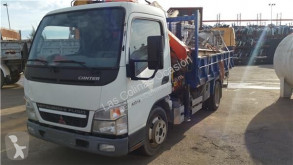 equipamientos Mitsubishi Marchepied pour camion CANTER EURO 5/EEV (07.2009->) 5S13 [3,0 Ltr. - 96 kW Diesel]
