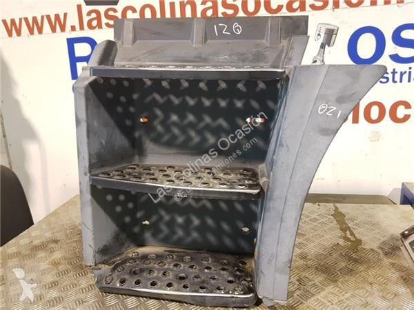 Ver las fotos Equipamientos  MAN LC Marchepied Peldaño Chasis Izquierdo pour camion  25284  EURO 2