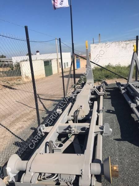 Преглед на снимките Оборудване за камиони DAF Equipo multilif 20tn
