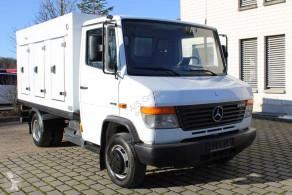 Lastbil Mercedes Vario613D ICE-33°C 182tkm Radstand3150 Euro 5 kassevogn brugt