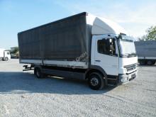 Mercedes ponyvával felszerelt plató teherautó Atego Atego 1223 Schiebeplane
