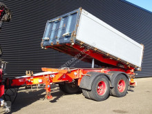 remorque nc D18-2 / 3 SIDE TIPPER / BPW AXLE