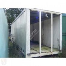 Equipamientos carrocería caja con lona