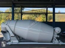Zariadenie nákladného vozidla Euromix karoséria domiešavač nové