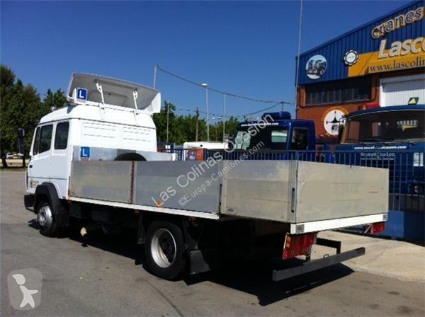 Преглед на снимките Оборудване за камиони OM MERCEDES-BENZ MK /  366 A / 366 LA 1420   BM 651 [