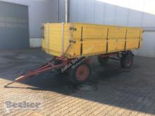 equipamientos carrocería volquete Krone
